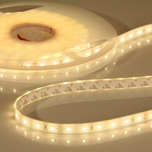 Flex Stripe 24V, 14.4W, 2700K, CRI90, 60LED, IP68, 12,5mm