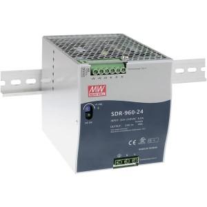 SDR-960-24 Hutschienen-Netzteil (DIN-Rail)...