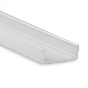 PL10.1 LED AUFBAU MONTAGE-Profil 200 cm, flach