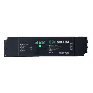 LED-PWM-Ceiling-Dimmer, 4-Kanal, DMX/RDM, 12-48V, 240W...