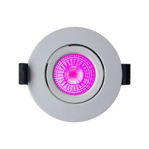 LED-Swing Spot 24V, 5W, RGBW/2700K, CRI90
